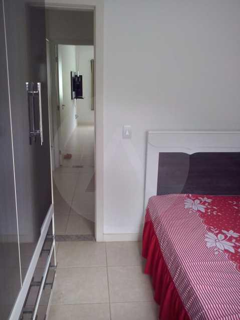 Casa Padrão Linear Itaipu - Imobiliária Agatê Imóveis vende Casa, Itaipu - Niterói. - HTCA30123 - 10