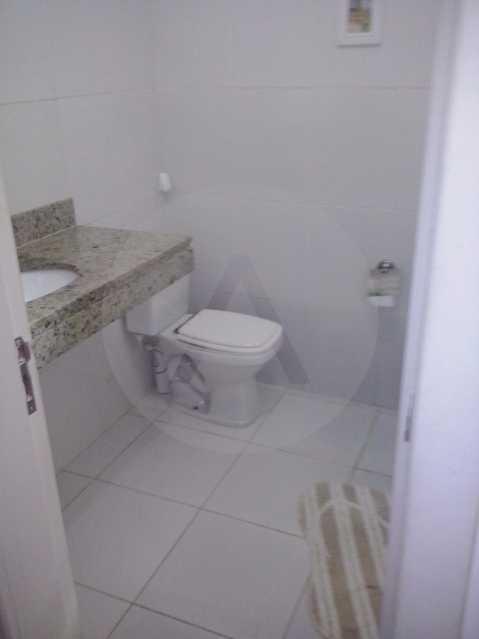 Casa Padrão Linear Itaipu - Imobiliária Agatê Imóveis vende Casa, Itaipu - Niterói. - HTCA30123 - 11