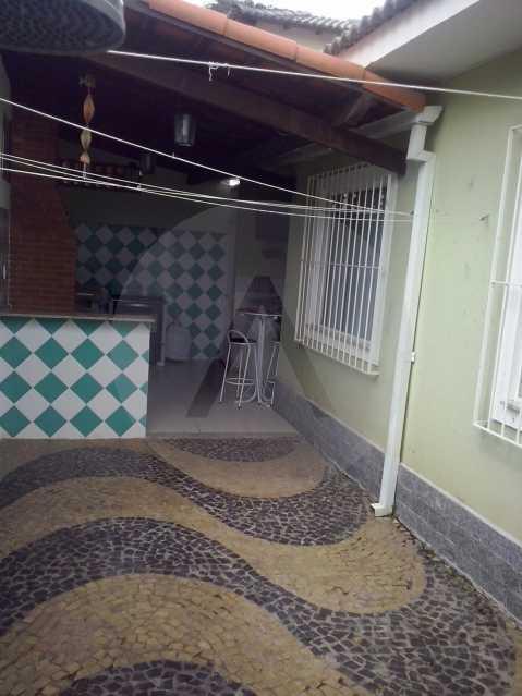 Casa Padrão Linear Itaipu - Imobiliária Agatê Imóveis vende Casa, Itaipu - Niterói. - HTCA30123 - 15