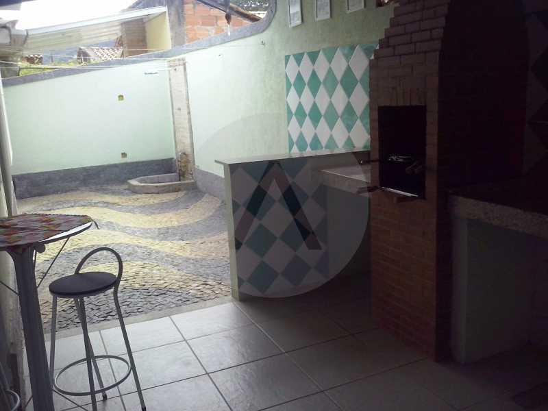 Casa Padrão Linear Itaipu - Imobiliária Agatê Imóveis vende Casa, Itaipu - Niterói. - HTCA30123 - 14