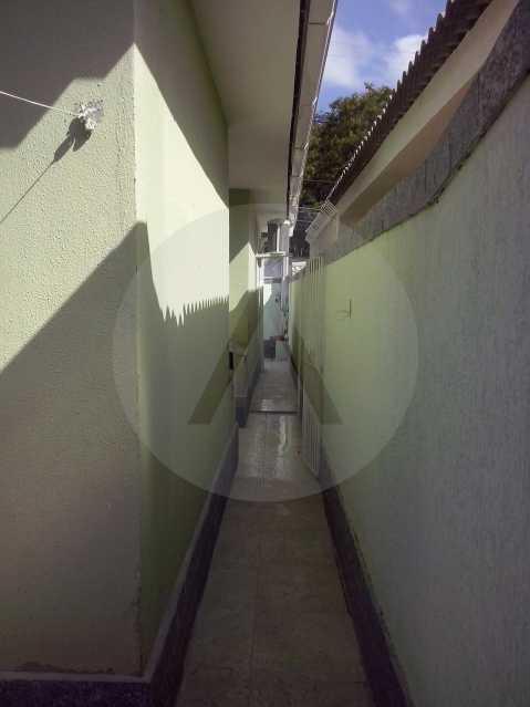 Casa Padrão Linear Itaipu - Imobiliária Agatê Imóveis vende Casa, Itaipu - Niterói. - HTCA30123 - 16