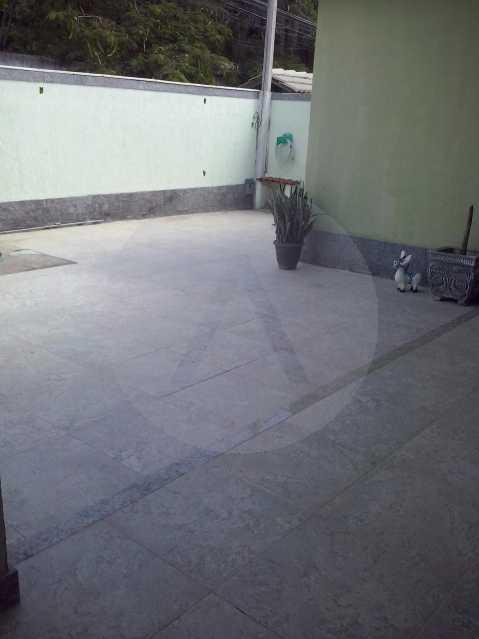 Casa Padrão Linear Itaipu - Imobiliária Agatê Imóveis vende Casa, Itaipu - Niterói. - HTCA30123 - 19