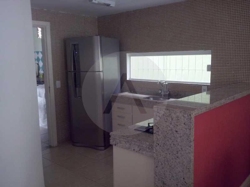 Casa Padrão Linear Itaipu - Imobiliária Agatê Imóveis vende Casa, Itaipu - Niterói. - HTCA30123 - 13