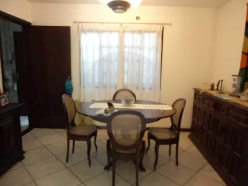 7 - Sala de Jantar - AGATE Imoveis vende excelente casa em Condomínio Itaipu Regiao Oceanica de Niteroi - HTCN40005 - 8
