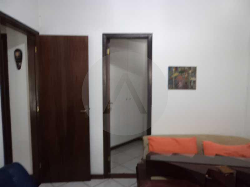 11 - Suite 1º Pavimento - AGATE Imoveis vende excelente casa em Condomínio Itaipu Regiao Oceanica de Niteroi - HTCN40005 - 12