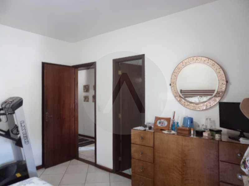 14 - Suite 1 2º Pavimento - AGATE Imoveis vende excelente casa em Condomínio Itaipu Regiao Oceanica de Niteroi - HTCN40005 - 15