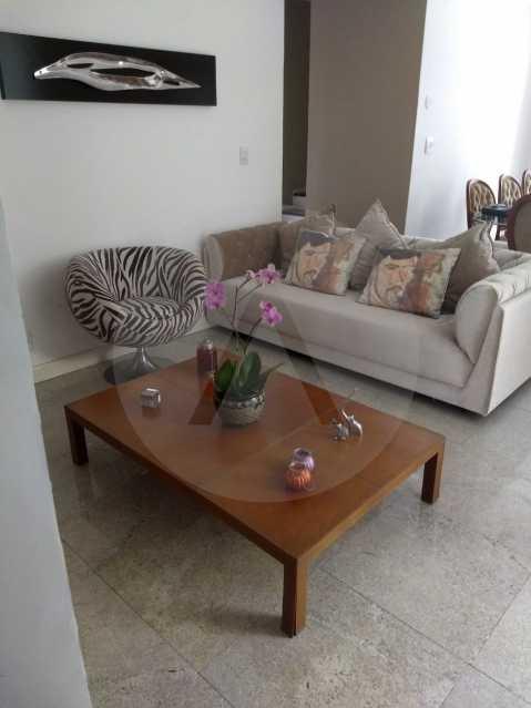 3 Casa Condomínio Pendotiba. - Imobiliária Agatê Imóveis vende Casa em Condomínio de 400 m² Itaipu - Niterói por 1.800 mil reais. - HTCN40037 - 5