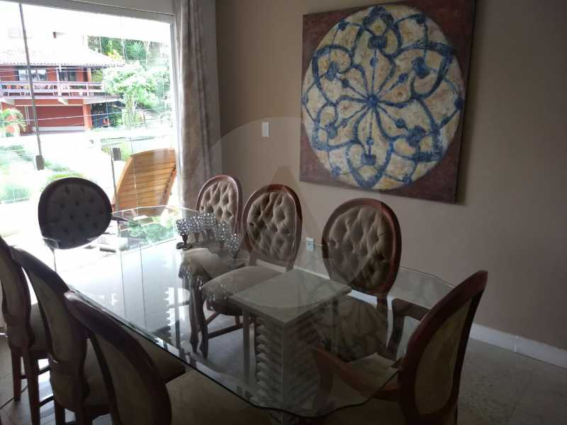 4 Casa Condomínio Pendotiba. - Imobiliária Agatê Imóveis vende Casa em Condomínio de 400 m² Itaipu - Niterói por 1.800 mil reais. - HTCN40037 - 6