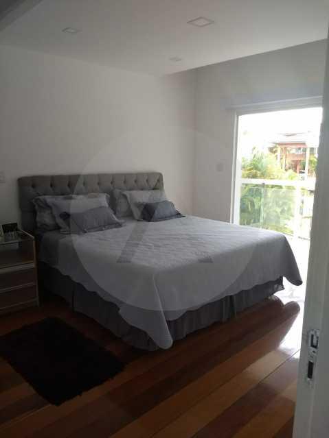 7 Casa Condomínio Pendotiba. - Imobiliária Agatê Imóveis vende Casa em Condomínio de 400 m² Itaipu - Niterói por 1.800 mil reais. - HTCN40037 - 9