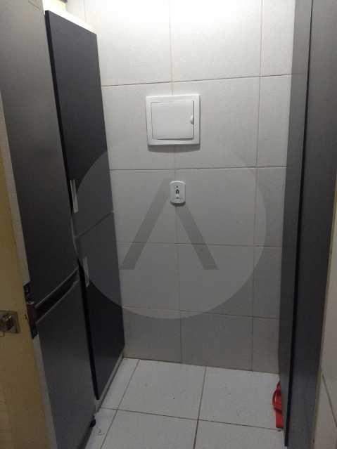 15 Casa Condomínio Pendotiba. - Imobiliária Agatê Imóveis vende Casa em Condomínio de 400 m² Itaipu - Niterói por 1.800 mil reais. - HTCN40037 - 16