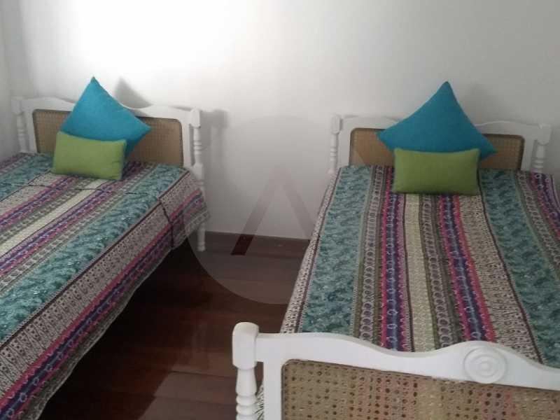 17 Casa Condomínio Pendotiba. - Imobiliária Agatê Imóveis vende Casa em Condomínio de 400 m² Itaipu - Niterói por 1.800 mil reais. - HTCN40037 - 18