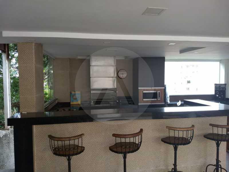 19 Casa Condomínio Pendotiba. - Imobiliária Agatê Imóveis vende Casa em Condomínio de 400 m² Itaipu - Niterói por 1.800 mil reais. - HTCN40037 - 20