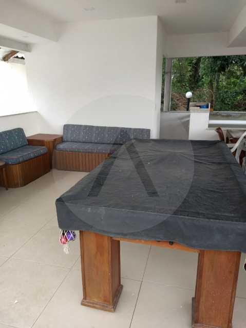 21 Casa Condomínio Pendotiba. - Imobiliária Agatê Imóveis vende Casa em Condomínio de 400 m² Itaipu - Niterói por 1.800 mil reais. - HTCN40037 - 22