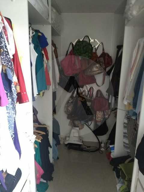 26 Casa Condomínio Pendotiba. - Imobiliária Agatê Imóveis vende Casa em Condomínio de 400 m² Itaipu - Niterói por 1.800 mil reais. - HTCN40037 - 27