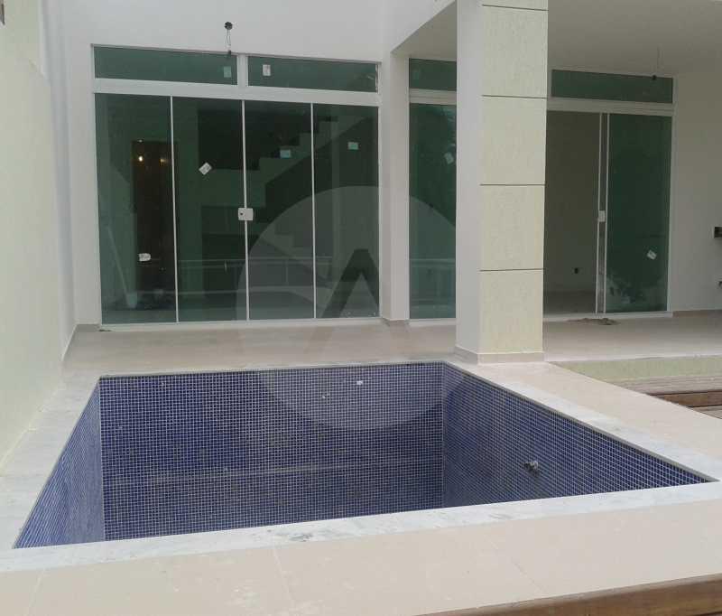3 Casa Camboinhas - Imobiliária Agatê Imóveis vende Casa Padrão de 137 m² Camboinhas - Niterói por 1.100 mil reais. - HTCA40054 - 4