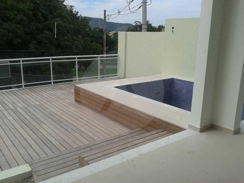 4  Casa Camboinhas - Imobiliária Agatê Imóveis vende Casa Padrão de 137 m² Camboinhas - Niterói por 1.100 mil reais. - HTCA40054 - 5