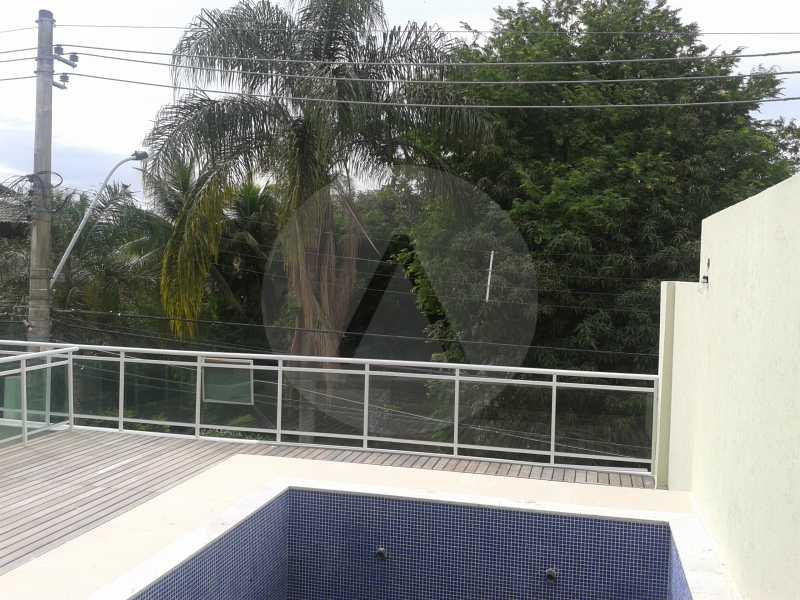 5 Casa Camboinhas - Imobiliária Agatê Imóveis vende Casa Padrão de 137 m² Camboinhas - Niterói por 1.100 mil reais. - HTCA40054 - 6