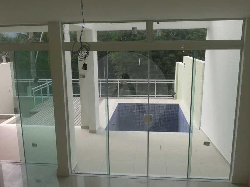 11 Casa Camboinhas - Imobiliária Agatê Imóveis vende Casa Padrão de 137 m² Camboinhas - Niterói por 1.100 mil reais. - HTCA40054 - 12