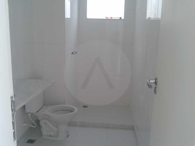 18 Casa Camboinhas - Imobiliária Agatê Imóveis vende Casa Padrão de 137 m² Camboinhas - Niterói por 1.100 mil reais. - HTCA40054 - 19