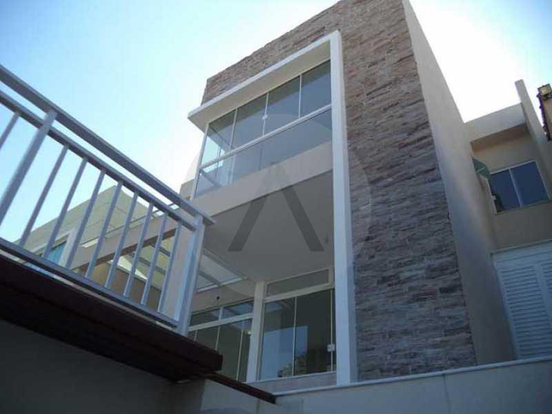 2 Casa Camboinhas - Imobiliária Agatê Imóveis vende Casa Padrão de 137 m² Camboinhas - Niterói por 1.100 mil reais. - HTCA40054 - 3