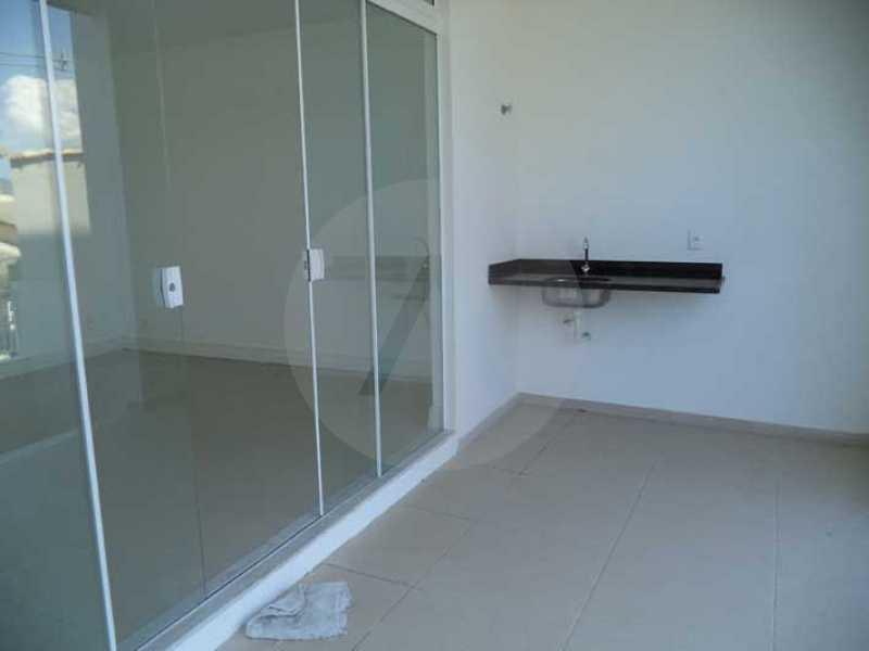 8 Casa Camboinhas - Imobiliária Agatê Imóveis vende Casa Padrão de 137 m² Camboinhas - Niterói por 1.100 mil reais. - HTCA40054 - 9