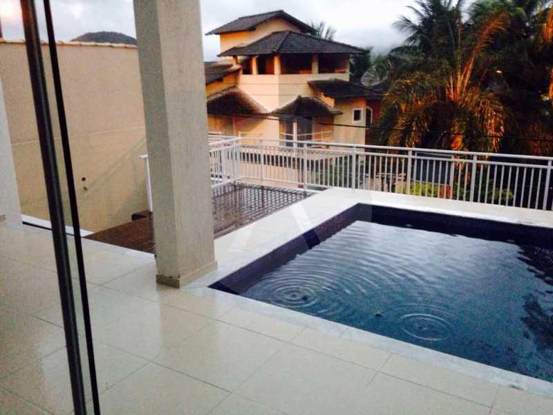 10 Casa Camboinhas - Imobiliária Agatê Imóveis vende Casa Padrão de 137 m² Camboinhas - Niterói por 1.100 mil reais. - HTCA40054 - 11