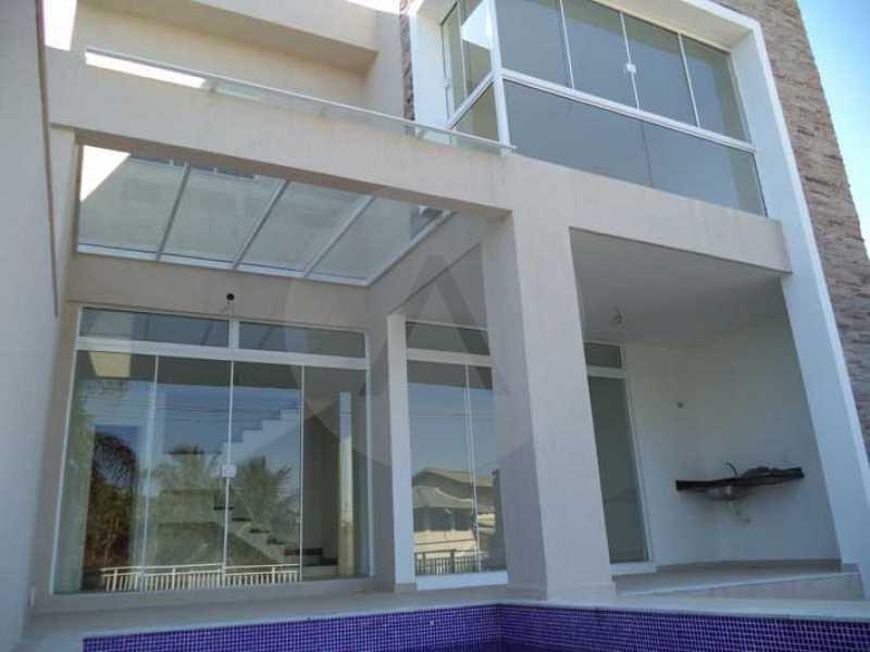 22 Casa Camboinhas - Imobiliária Agatê Imóveis vende Casa Padrão de 137 m² Camboinhas - Niterói por 1.100 mil reais. - HTCA40054 - 23