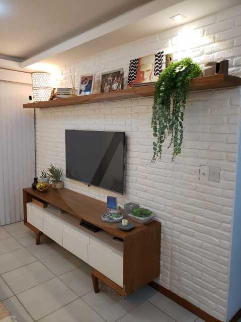4 Apartamento Piratininga - Imobiliária Agatê Imóveis vende Apartamento Padrão de 70 m² Piratininga - Niterói. - HTAP20005 - 5