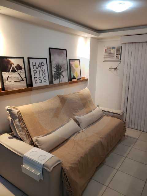 2 Apartamento Piratininga - Imobiliária Agatê Imóveis vende Apartamento Padrão de 70 m² Piratininga - Niterói. - HTAP20005 - 3