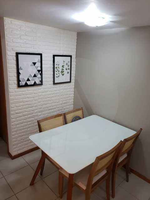 7 Apartamento Piratininga - Imobiliária Agatê Imóveis vende Apartamento Padrão de 70 m² Piratininga - Niterói. - HTAP20005 - 8
