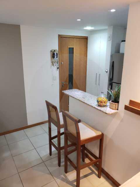 9 Apartamento Piratininga - Imobiliária Agatê Imóveis vende Apartamento Padrão de 70 m² Piratininga - Niterói. - HTAP20005 - 10