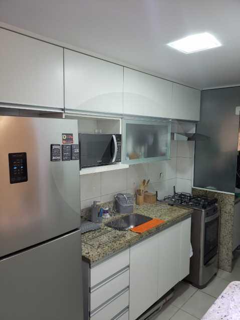 1 Apartamento Piratininga - Imobiliária Agatê Imóveis vende Apartamento Padrão de 70 m² Piratininga - Niterói. - HTAP20005 - 4