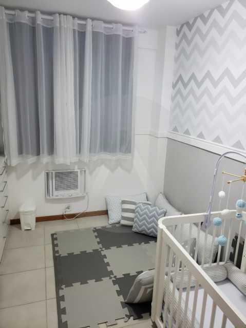 11 Apartamento Piratininga - Imobiliária Agatê Imóveis vende Apartamento Padrão de 70 m² Piratininga - Niterói. - HTAP20005 - 12