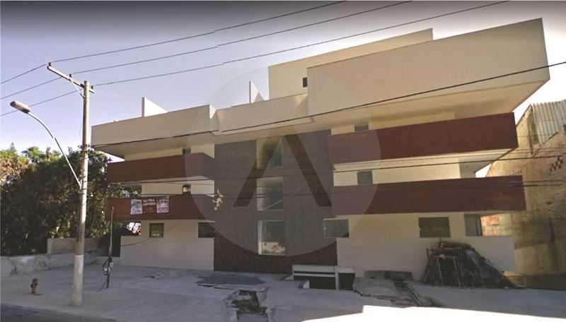 1 Flat Itaipu - Imobiliária Agatê Imóveis vende Flat de 35 m² Itaipu - Niterói por 225 mil reais. - HTFL10002 - 1
