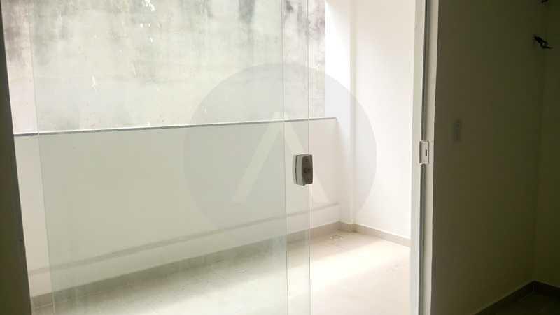 7 Flat Itaipu - Imobiliária Agatê Imóveis vende Flat de 35 m² Itaipu - Niterói por 225 mil reais. - HTFL10002 - 8