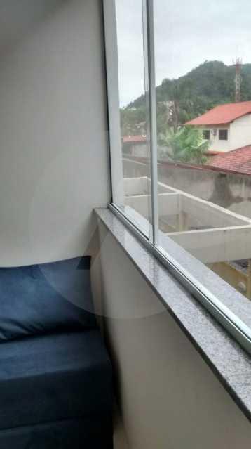 9 Flat Itaipu. - Imobiliária Agatê Imóveis vende Flat de 35 m² Itaipu - Niterói por 225 mil reais. - HTFL10002 - 10