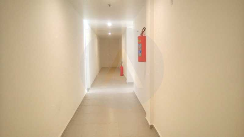 13 Flat Itaipu - Imobiliária Agatê Imóveis vende Flat de 35 m² Itaipu - Niterói por 225 mil reais. - HTFL10002 - 14