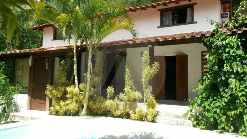 6 Casa Mini Sitio Itaipu. - Imobiliária Agatê Imóveis vende Casa de 210 m² Itaipu - Niterói por 850 mil reais. - HTCA40055 - 7