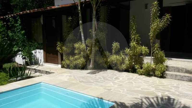 7 Casa Mini Sitio Itaipu. - Imobiliária Agatê Imóveis vende Casa de 210 m² Itaipu - Niterói por 850 mil reais. - HTCA40055 - 8