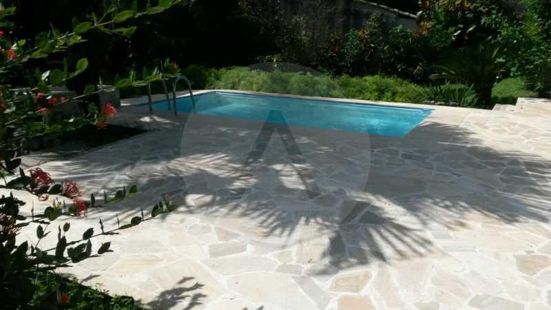 8 Casa Mini Sitio Itaipu. - Imobiliária Agatê Imóveis vende Casa de 210 m² Itaipu - Niterói por 850 mil reais. - HTCA40055 - 9