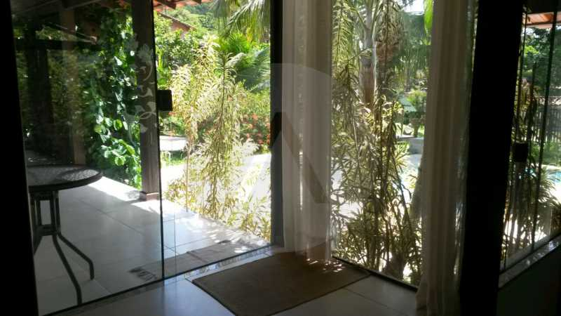 10 Casa Mini Sitio Itaipu. - Imobiliária Agatê Imóveis vende Casa de 210 m² Itaipu - Niterói por 850 mil reais. - HTCA40055 - 11