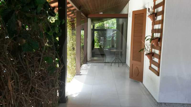 11 Casa Mini Sitio Itaipu. - Imobiliária Agatê Imóveis vende Casa de 210 m² Itaipu - Niterói por 850 mil reais. - HTCA40055 - 12