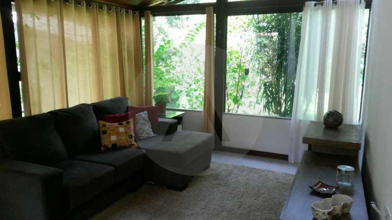13 Casa Mini Sitio Itaipu. - Imobiliária Agatê Imóveis vende Casa de 210 m² Itaipu - Niterói por 850 mil reais. - HTCA40055 - 14