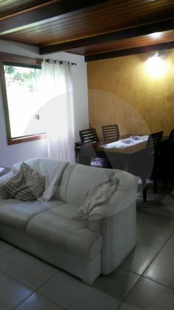 14 Casa Mini Sitio Itaipu. - Imobiliária Agatê Imóveis vende Casa de 210 m² Itaipu - Niterói por 850 mil reais. - HTCA40055 - 15