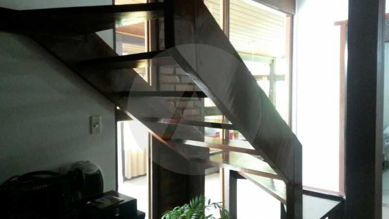 15 Casa Mini Sitio Itaipu. - Imobiliária Agatê Imóveis vende Casa de 210 m² Itaipu - Niterói por 850 mil reais. - HTCA40055 - 16