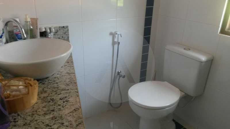 17 Casa Mini Sitio Itaipu. - Imobiliária Agatê Imóveis vende Casa de 210 m² Itaipu - Niterói por 850 mil reais. - HTCA40055 - 18