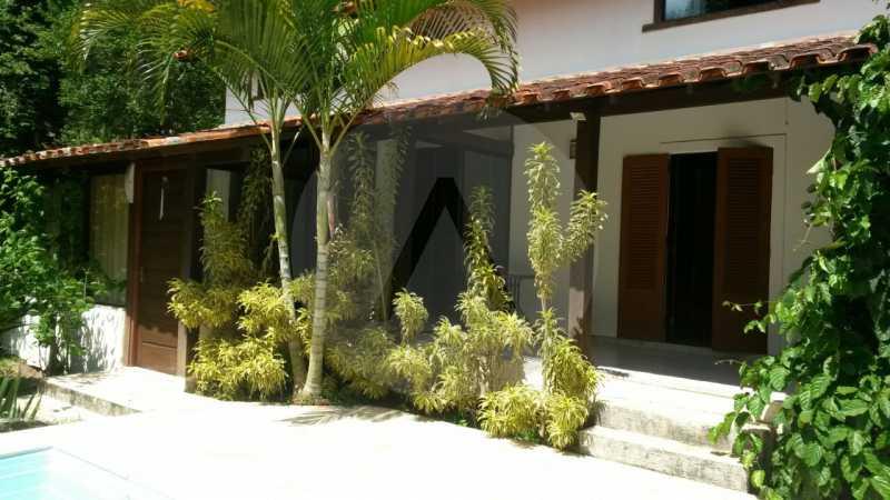 24 Casa Mini Sitio Itaipu. - Imobiliária Agatê Imóveis vende Casa de 210 m² Itaipu - Niterói por 850 mil reais. - HTCA40055 - 25
