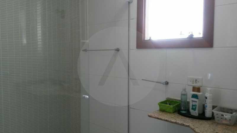 27 Casa Mini Sitio Itaipu. - Imobiliária Agatê Imóveis vende Casa de 210 m² Itaipu - Niterói por 850 mil reais. - HTCA40055 - 28