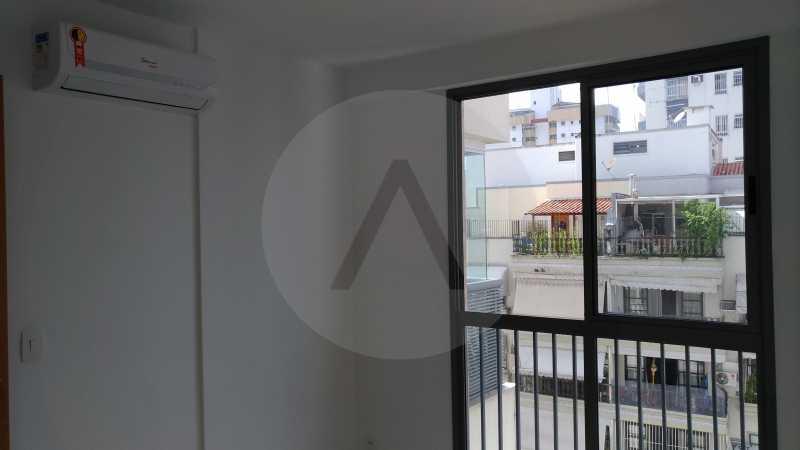 10 Apartamento 3 quartos Icara - AGATÊ IMÓVEIS VENDE OU PERMUTA APARTAMENTO ICARAÍ NITERÓI. - HTAP30005 - 11