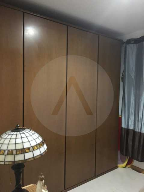 11 Apartamento 3 quartos Icara - AGATÊ IMÓVEIS VENDE OU PERMUTA APARTAMENTO ICARAÍ NITERÓI. - HTAP30005 - 12